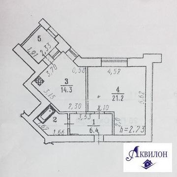Продаю 1-комнатную квартиру в элитном доме - Фото 2