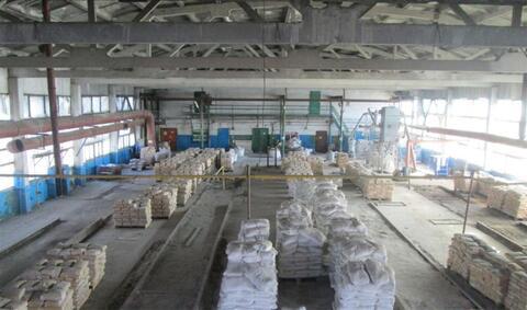 Производственный комплекс 12 500 кв.м. - Фото 1
