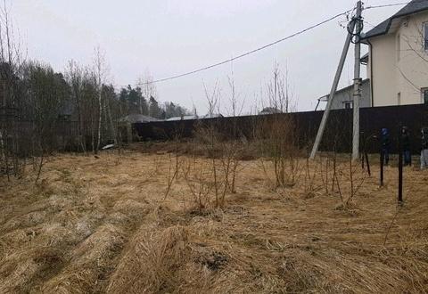 Продается земельный участок МО, Ленинский район, мкгз Мещерино. - Фото 1