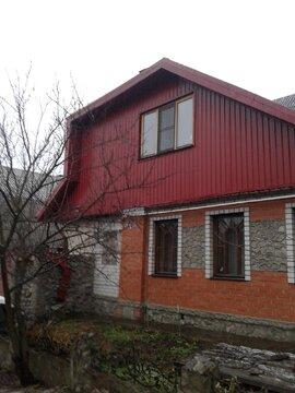 Продам жилой дом в Центральном округе по ул. Бурцевка - Фото 1