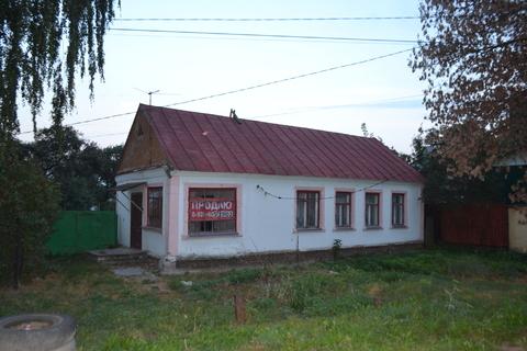 Продаётся 1-этажный шлакоблочный дом в пос.Супонево - Фото 1