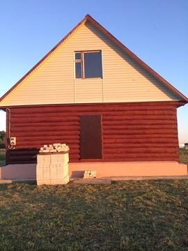Новый дом из сруба р.п. Старожилово - Фото 3