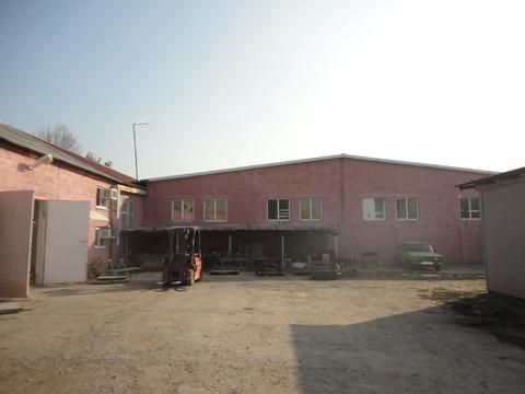 Производственный комплекс + участок 45 сот, ул. Круговая