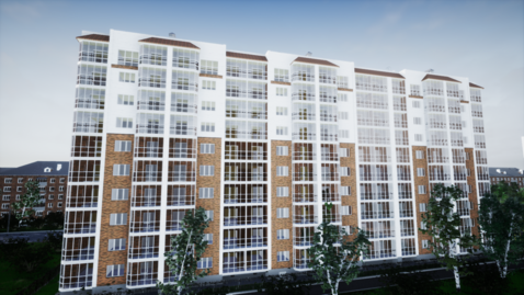 Продажа 1-комн. квартиры, 42.4 м2, этаж 7 из 9 - Фото 1