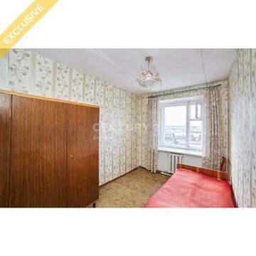 Продажа 3-к квартиры на 3/3 этаже в п. Шуя на ул. Советская, д. 4 - Фото 5