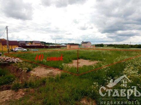 Ломоносовский район, д.Заостровье, 10 сот. ДНП - Фото 4