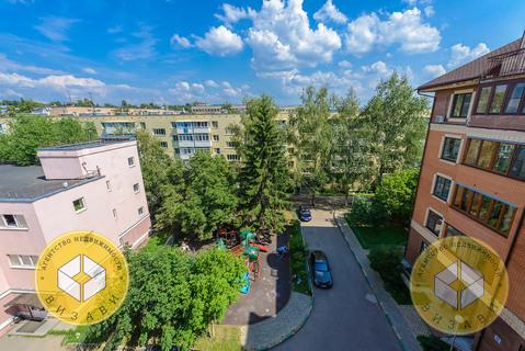 3к квартира 126 м2 Звенигород, ул. Комарова 17, центр, ремонт, мебель - Фото 3