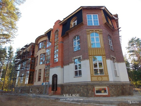 Квартира в новом доме бизнес класса на берегу р. Волги - Фото 1