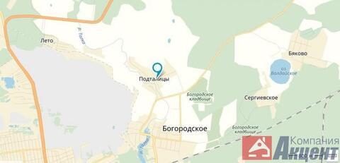Продажа участка, Подталицы, Ивановский район