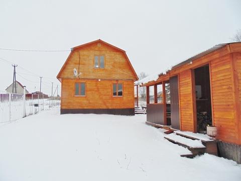 Дача и баня в СНТ Тарусская Поляна - Фото 1