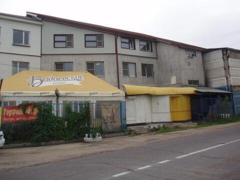 Здание 2000 кв м дер. Овражки - Фото 1