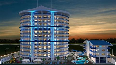 Объявление №1846398: Продажа апартаментов. Турция