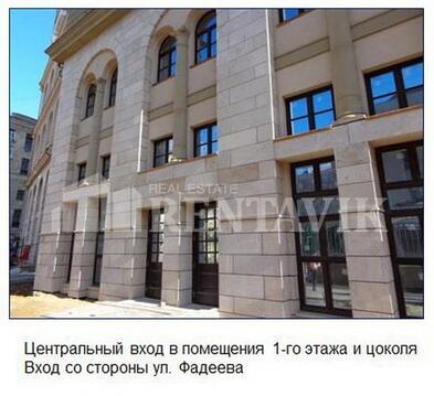 Сдам Помещение свободного назначения. 5 мин. пешком от м. Новослободск - Фото 3