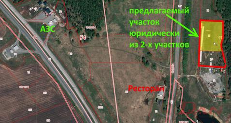 Земельные участки, тракт. Свердловский, д.777 - Фото 4