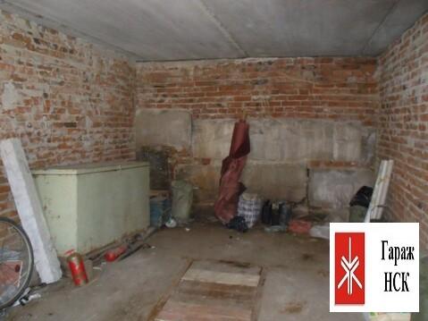 Продам капитальный гараж ГСК Сибирь № 228, ул. Пасечная 3к1, мкр. Щ - Фото 5