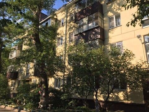 Продаётся 2к квартира по улице Макарова, д. 24 - Фото 1