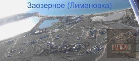 Участок возле моря в Заозерном - Фото 2