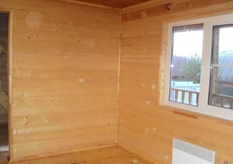 Теплый и уютный деревянный зимний дом в Городне. - Фото 4