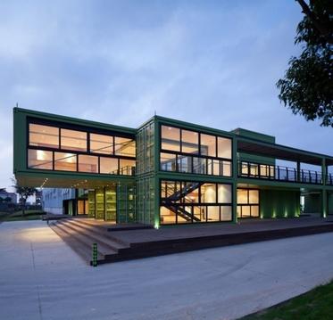 Модульное здание - Фото 1