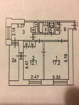 Продам 2-к квартиру, Москва г, Верхняя улица 3к2 - Фото 3