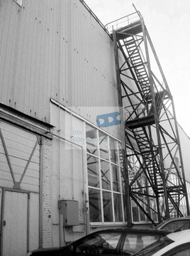 Неотапливаемый капитальный склад 30 кв.м. с навесом на ул.Нансена