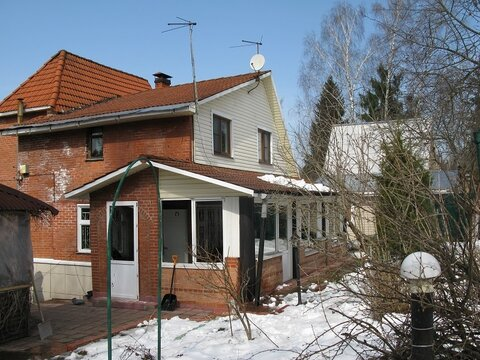 Продам дом с участком, рядом со Свято-Троицкой Сергиевой лаврой - Фото 2