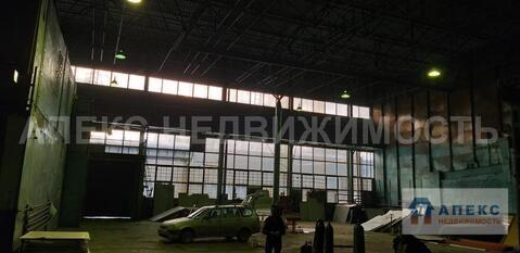 Аренда помещения пл. 1030 м2 под производство, склад, м. Семеновская . - Фото 5