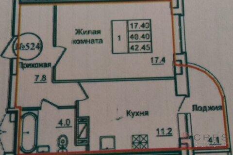 1 к.кв. г. Климовск, ул. Серпуховская, д. 5 - Фото 4