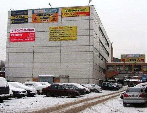 Продажа автобазы 14175 м2 у метро Нагорная. Электролитный 12б - Фото 5
