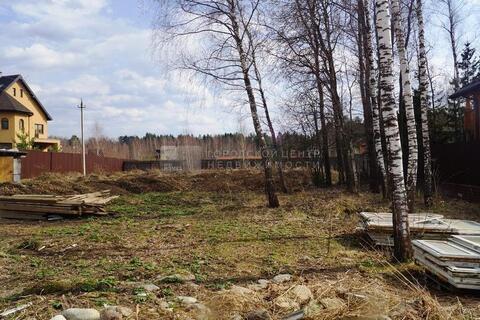 """Продам участок 23 соток в кп """"Борки"""" в 28 км от МКАД около д.Борки, по . - Фото 5"""