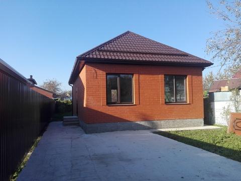 Дом в Краснодаре - Фото 1