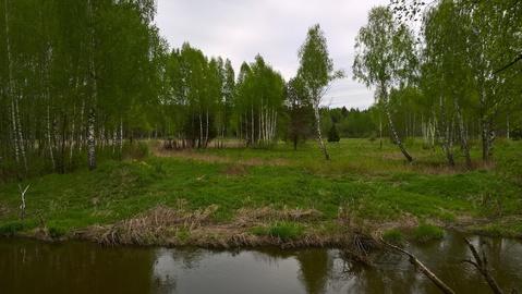 Участок на берегу Нарских прудов - Фото 3