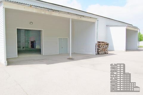 Складской комплекс 1100м, участок 7520м, Домодедово, мкр.Белые Столбы - Фото 4