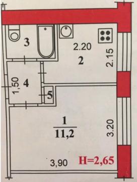 1 340 000 Руб., Квартира, ул. 51-й Гвардейской Дивизии, д.19 к.А, Купить квартиру в Волгограде, ID объекта - 333752933 - Фото 1