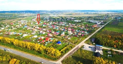 Земельный участок в 12 км.от Чебоксар - Фото 1