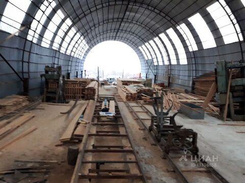 Продажа производственного помещения, Дубенский район - Фото 1