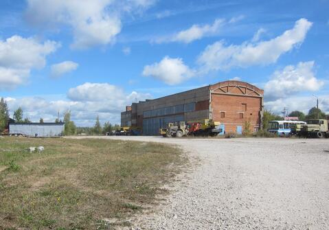 Продажа производственного комплекса 1750 кв. м. - Фото 1
