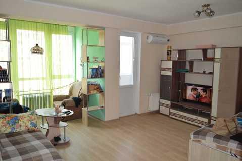 Однокомнатная квартира у моря в Севастополе, Античный проспект, Купить квартиру в Севастополе по недорогой цене, ID объекта - 323229415 - Фото 1