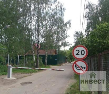 Продается земельный участок 7,5 соток, д.Марушкино, СНТ Искра - Фото 3