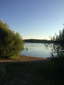 Участок на берегу Озернинского водохранилища - Фото 3