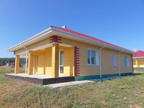 Д. Шайдурово кп , Красная поляна, Кирпичный дом 103 кв.м. - Фото 4