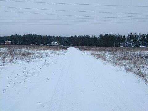 Земельный участок 6 га в селе Филипповское Владимирской области - Фото 3