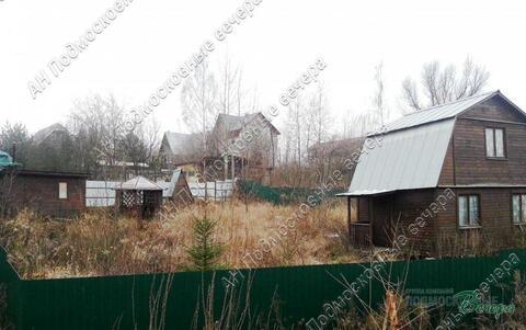Каширское ш. 2 км от МКАД, Булатниково, Участок 6 сот. - Фото 1