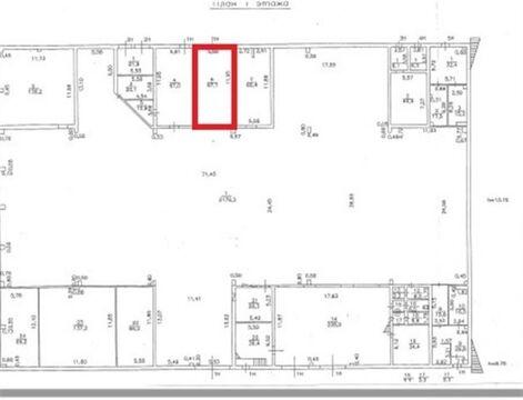 Сдам складское помещение 68 кв.м, м. Купчино - Фото 1