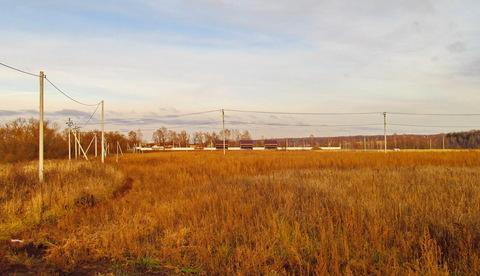 До реки Ока всего 250м, 28 соток ИЖС, п.Ланьшино, 100км от МКАД - Фото 4
