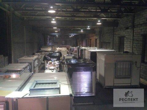 Производственно-складское помещение 1070 кв.м 1000 квт - Фото 2