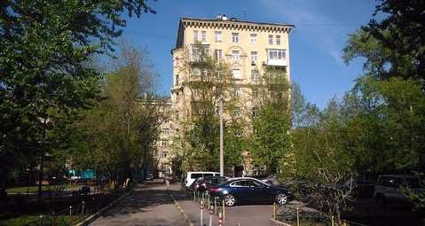 Продажа Кутузовский пр 33 100м2 3кв Евроремонт Мебель - Фото 2