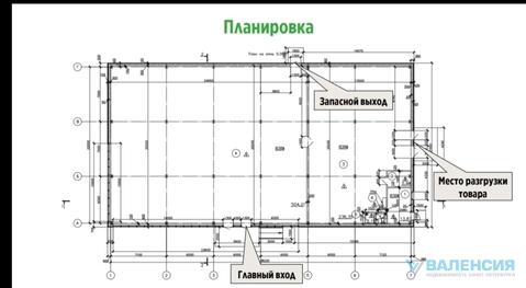 Предлагаем на покупку здание с сетевым арендатором-супермаркет Семья - Фото 5