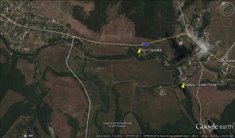Продается переуступка права аренды 49лет, земли 4га с озером с. Аромат - Фото 3