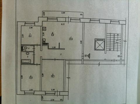 Квартира, мкр. 6-й А, д.15 - Фото 3